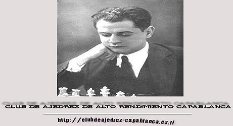 CLUB DE AJEDREZ DE ALTO RENDIMIENTO CAPABLANCA