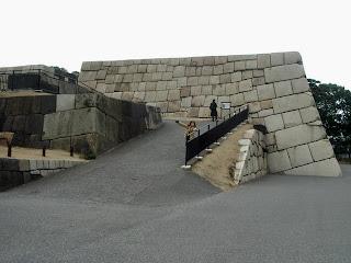 Donjon in Edo-jo