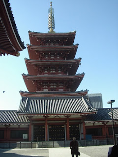 Senso-ji at Asakusa