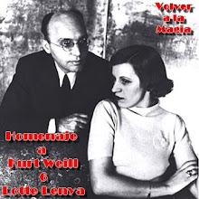 Especial: Homenaje a Kurt Weill & Lotte Lenya