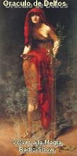 El Oraculo de Delfos y las Pitonisas