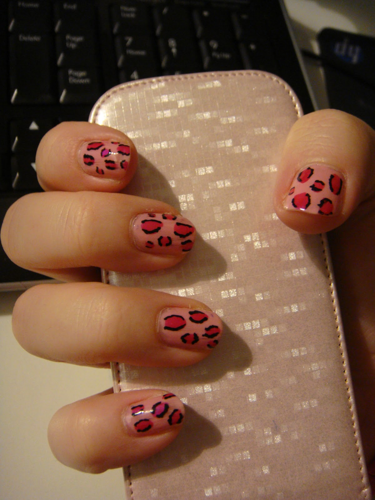 The Cool How to do easy cute nail design Photograph