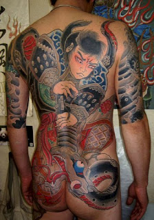 Japanese Shogun Tattoo
