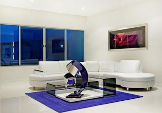Ultra Modern House Interior on Australia Gold Coast
