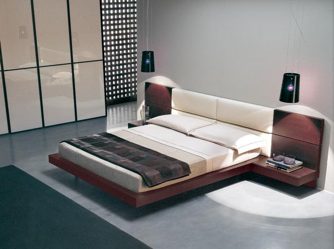 Top Interior Modern Bedroom