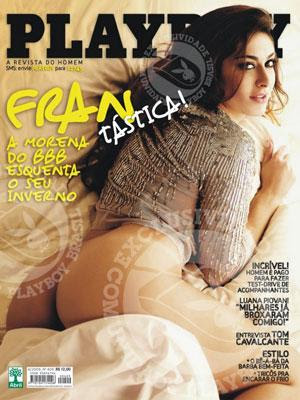 Francine BBB 9 Playboy
