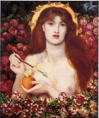 rossetti%2Bbeauty What better time to indulge in a bit of erotic love poetry than Valentine's ...