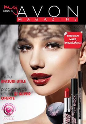 Avon Blog - my AVON MAGAZINE 13/2010