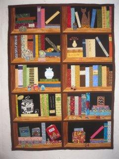 Bookcase Quilt Advice Please