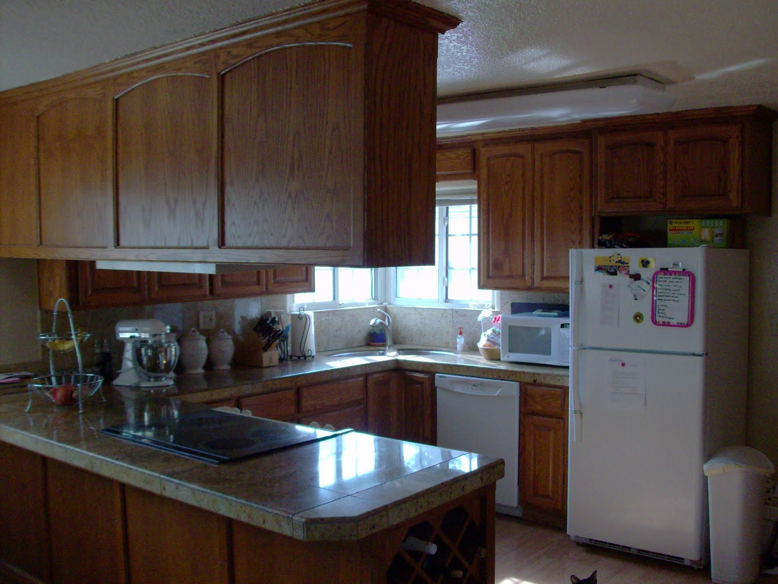 The aspiring housewife my beautiful kitchen for Beautiful kitchens