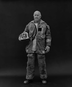Firefighter - 35 years