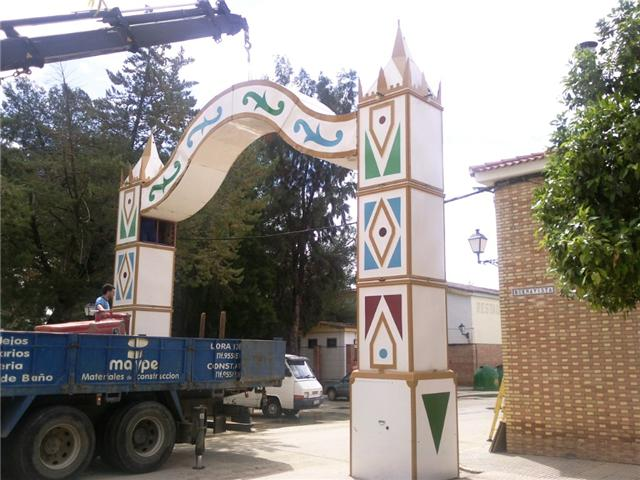 Cementerio de Lora Del Rio Lora Del Río Han Informado