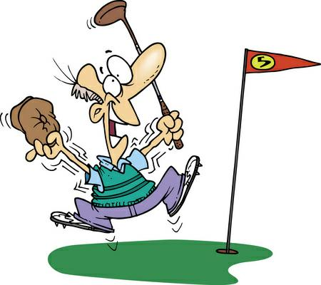 Various Clip Art Pictures: Free Golf Clip Art Images