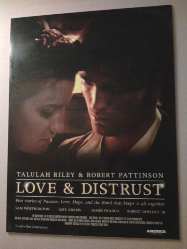 Love & Distrust 2010 Hollywood Movie Watch Online Informations :