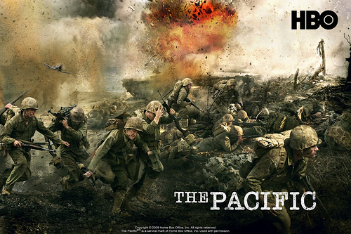 Hermanos de sangre + The Pacific (miniseries TV) Pacific