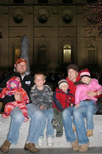 Temple Square Lights 2008