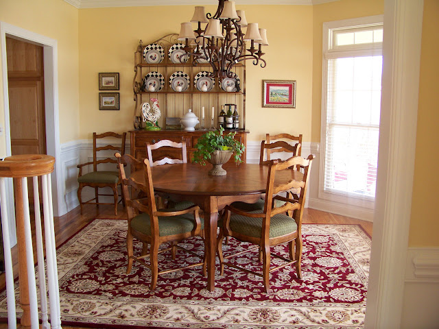 The Comforts Of Home The Dining Room Rug