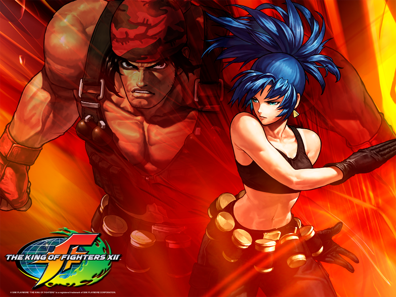 kof wallpaper. Labels: Kof wallpapers