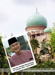 PERDANA MENTERI MALAYSIA KE-5 - TUN ABDULLAH AHMAD BADAWI ( 2003-2009 )