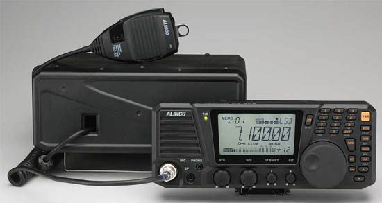ALINCO DX-SR8T/E