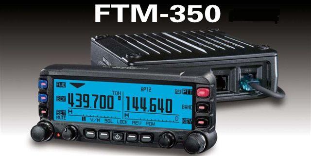 YAESU FTM 350