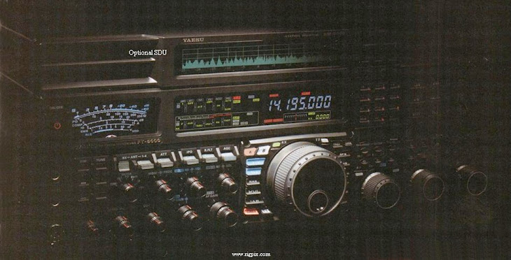 YAESU FTDX 5000 MP