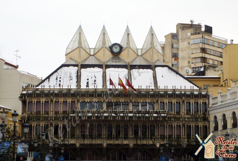 Retales de mi tierra ayuntamiento de ciudad real - Arquitectos ciudad real ...