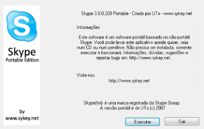 Skype Portable by Skynet