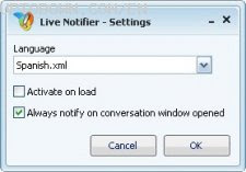 Live Notifier