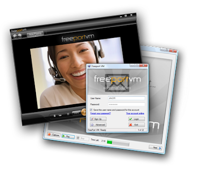 Freeport VM - Record Webcam Videos and Share Instantly