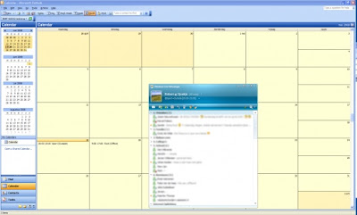 OutlookStatus - Show Your Outlook Events as Personal Messages