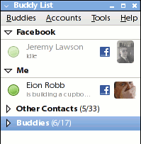 Facebook Chat Plugin for Pidgin