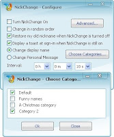 Nickchange