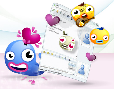 Love Family - 30 Free Emoticons for Windows Live Messenger