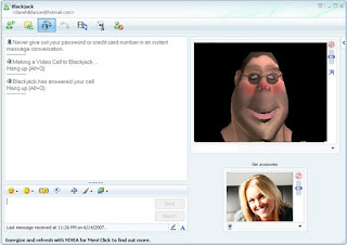 Virshow Avatar on Windows Live Messenger
