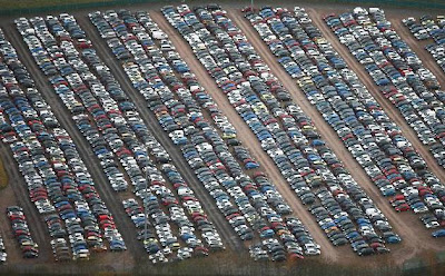 Satılamayan araçlar - Corby , Northamptonshire