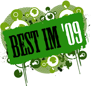 Yahoo! Sweeps About.com Best IM Awards 2009