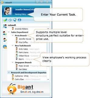 BigAnt Messenger - Secure Corporate Instant Messaging