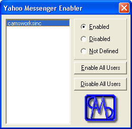 Yahoo Messenger Archive Enabler Screenshot