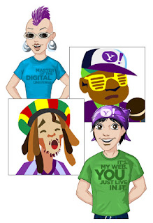 New Yahoo! audibles and Avatars for Yahoo! Messenger