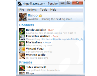 Pandion Screenshot