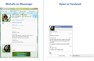 Windows Live Messenger 2011 Second Public Beta Facebook Integration
