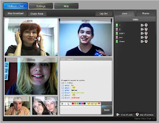 Hasha Video Chat Screenshot