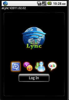 aLync Messenger