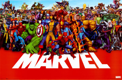 Marvel Super Hero Persona…
