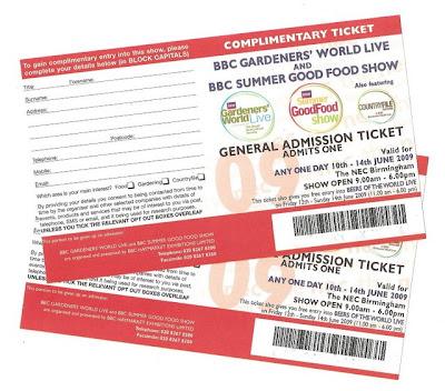 BBC Good Food Show Birmingham
