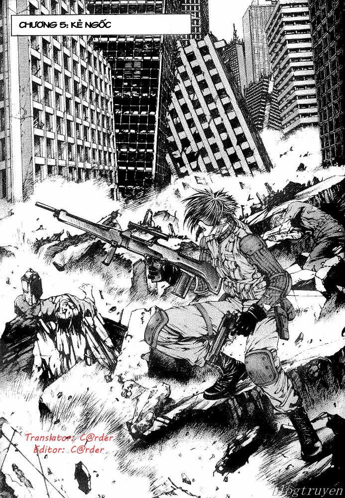 Zombie Hunter Chap 5 - Next Chap 6