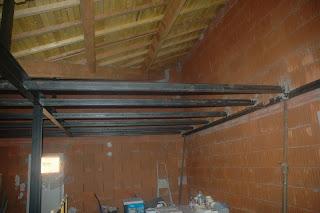 News et a continue - Comment faire une mezzanine dans un garage ...
