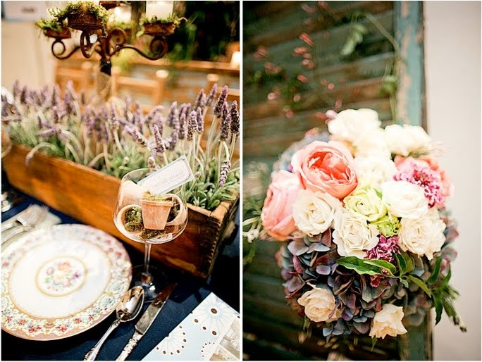 Tablescape Trends For Spring New York