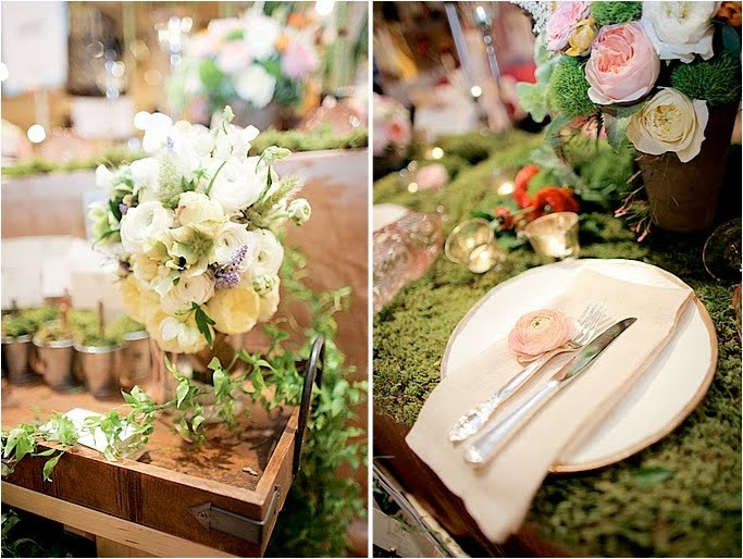 Tablescape Trends For Spring New York Magazine Wedding Event